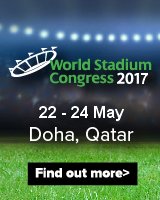 World Stadium Congress 2017 - Doha, Qatar