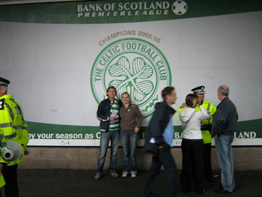 Celtic Glasgow 2006