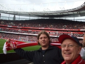 Londýn - Emirates Stadium