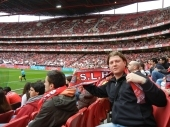 Lisabon - Estadio da Luz