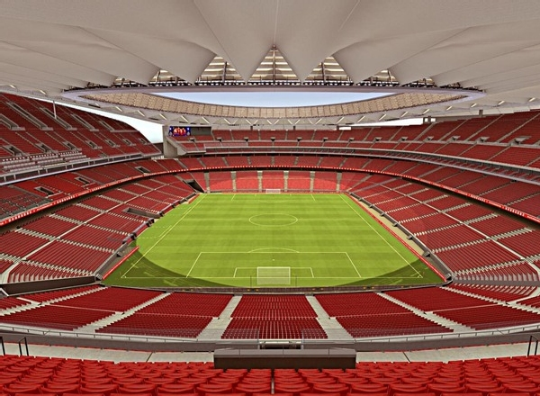 neues stadion atletico madrid